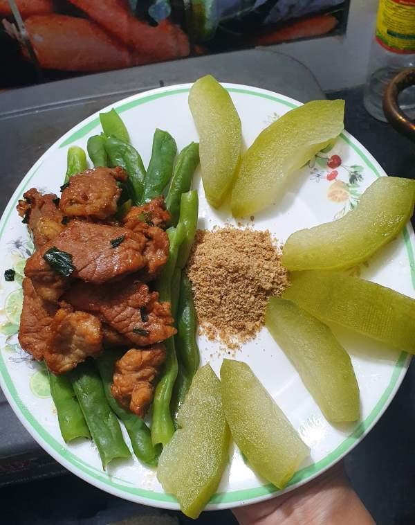 Bữa ăn cho trẻ - Bữa ăn giảm cân cho bé 8 tuổi 2