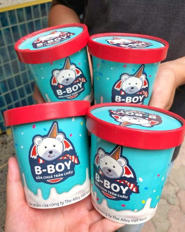 [Review] - B-BOY Sữa Chua Trân Châu, 42 Lý Thường Kiệt, HN 5