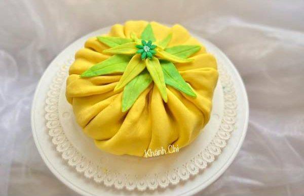 Bojagj Cake- món xôi đậu truyền thống của người Hàn 1