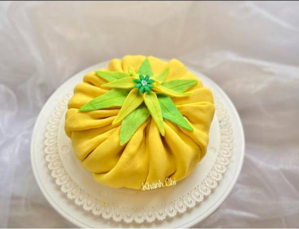 Bojagj Cake- món xôi đậu truyền thống của người Hàn 2