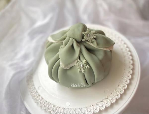 Bojagj Cake- món xôi đậu truyền thống của người Hàn 3