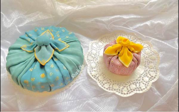 Bojagj Cake- món xôi đậu truyền thống của người Hàn 4