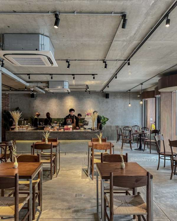 [Review] - Bonjour Café - 129 Nguyễn Đình Thi, Tây Hồ 3
