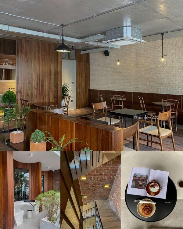 [Review] - Bonjour Café - 129 Nguyễn Đình Thi, Tây Hồ 2
