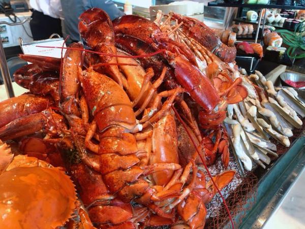 [Review] - Buffet tại InterContinental Hanoi Landmark72 KeangNam (Khách sạn 5 sao) 8