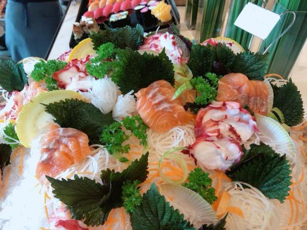 [Review] - Buffet tại InterContinental Hanoi Landmark72 KeangNam (Khách sạn 5 sao) 5