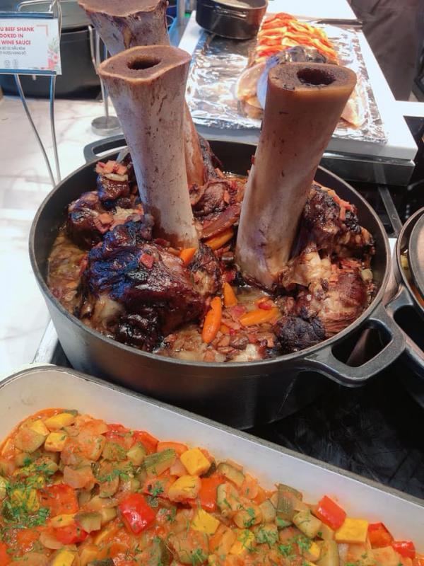 [Review] - Buffet tại InterContinental Hanoi Landmark72 KeangNam (Khách sạn 5 sao) 4