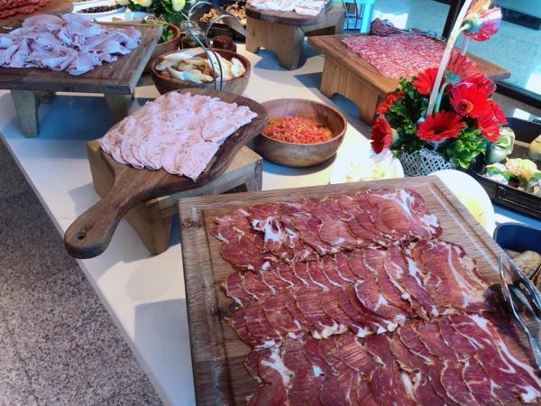 [Review] - Buffet tại InterContinental Hanoi Landmark72 KeangNam (Khách sạn 5 sao) 3