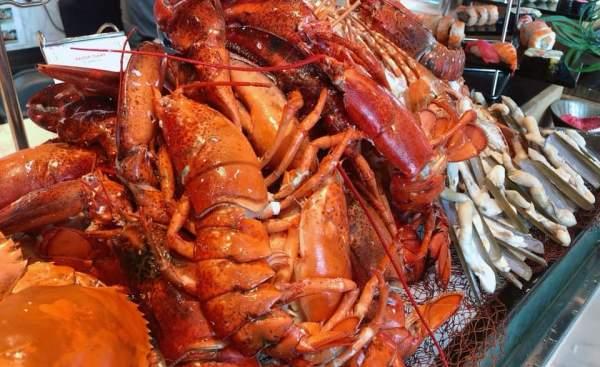 [Review] - Buffet tại InterContinental Hanoi Landmark72 KeangNam (Khách sạn 5 sao) 31
