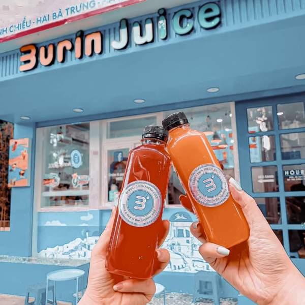 [Review] - Burin Juice - 31 Nguyễn Đình Chiểu, Hai Bà Trưng 5