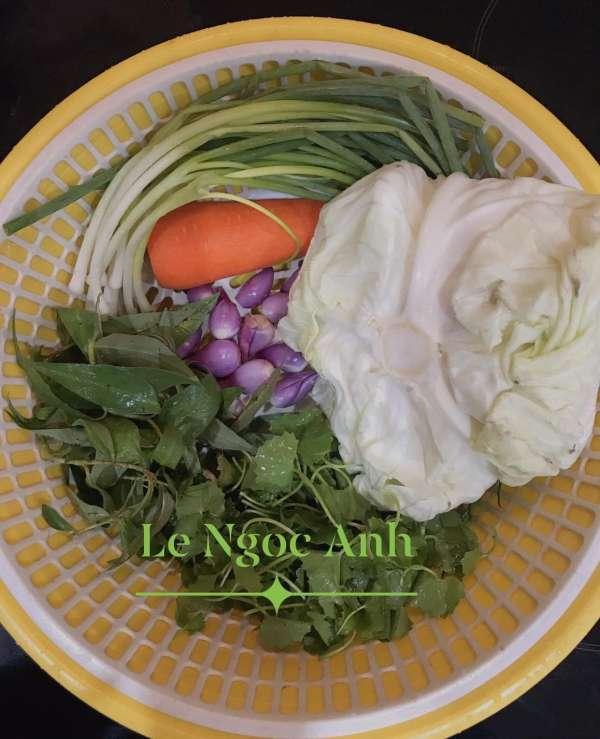 Cách Muối Dưa Cải Bắp tại nhà ăn - Công thức chuẩn siêu ngon 2