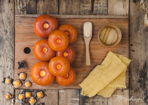 CÁCH TỰ LÀM DẤM HỒNG NGON TUYỆT   Mẹo Bếp Hay 2