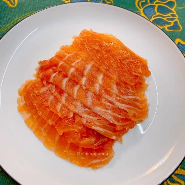 Cá hồi muối - Cách muối Cá Hồi, cực ngonnn 2