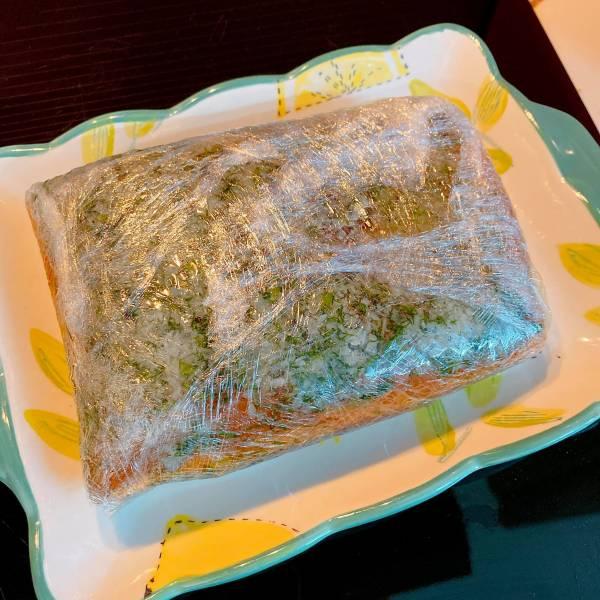 Cá hồi muối - Cách muối Cá Hồi, cực ngonnn 19