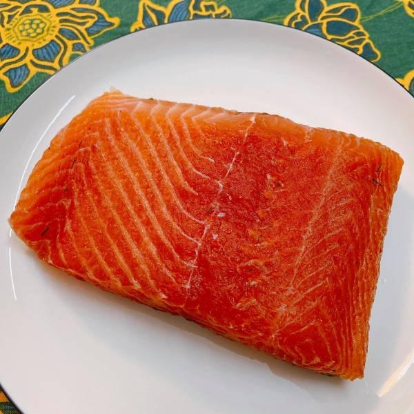 Cá hồi muối - Cách muối Cá Hồi, cực ngonnn 24