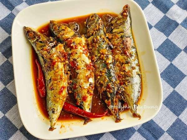 Công Thức Cá kho tộ với thịt ba rọi cực chất lừ 6