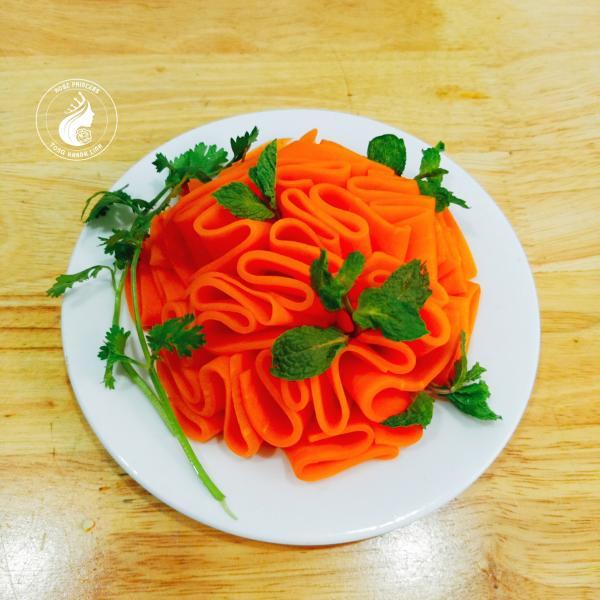 Cách Làm Món Đu Đủ ngâm chua ngọt 3