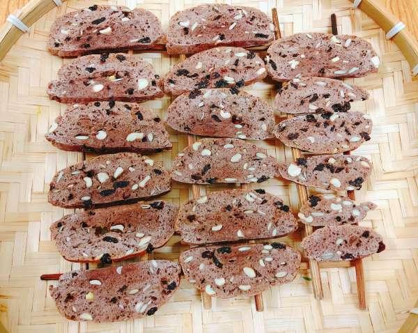 [Công Thức] Cách làm Bánh Biscotti và Bánh Chuối Sữa Chua 4