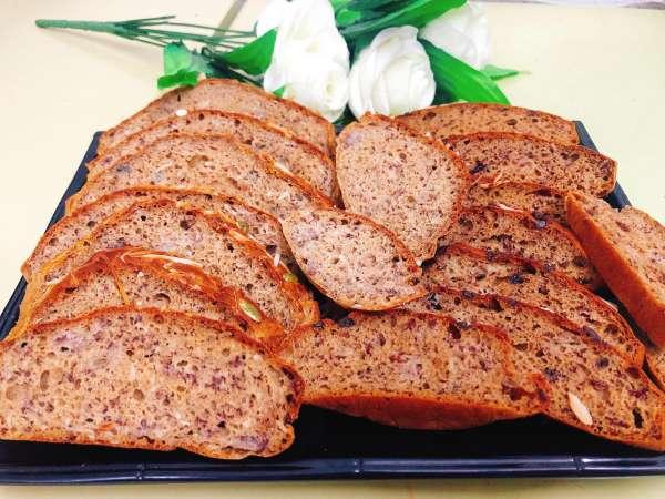 [Công Thức] Cách làm Bánh Biscotti và Bánh Chuối Sữa Chua 7