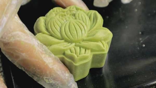 Cách làm Bánh Dẻo Trung Thu ngon lạ đẹp mắt 2