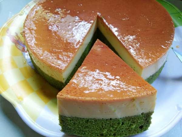 Cách làm Bánh Gatô Flan KHÔNG CẦN LÒ NƯỚNG vẫn ngon tuyệt cú 5
