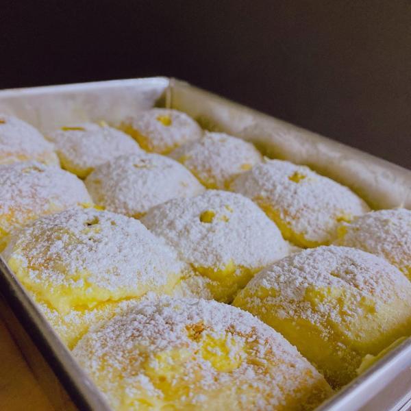 [Công Thức] Cách làm Bánh Mì Bơ Sữa Thái Lan 3