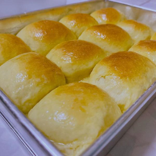 [Công Thức] Cách làm Bánh Mì Bơ Sữa Thái Lan 4