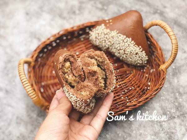 Cách làm Bánh Mì Hạt Dẻ cực ngon 3