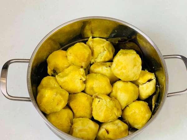 Cách làm Bánh Nghệ, món ngon đặc trưng Thái Bình 4