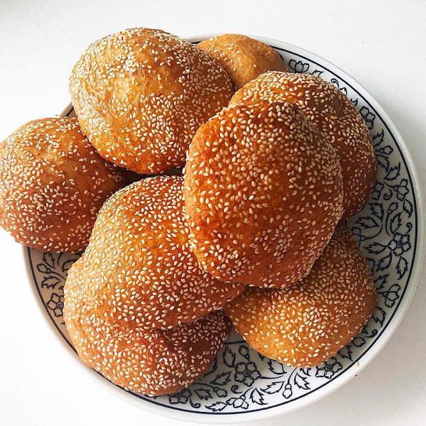 [Công Thức] Cách làm Bánh Tiêu cực ngon 2