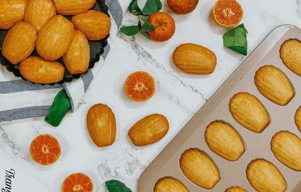 Cách làm Bánh con sò - Bánh tráng miệng Pháp ngon xỉu 51