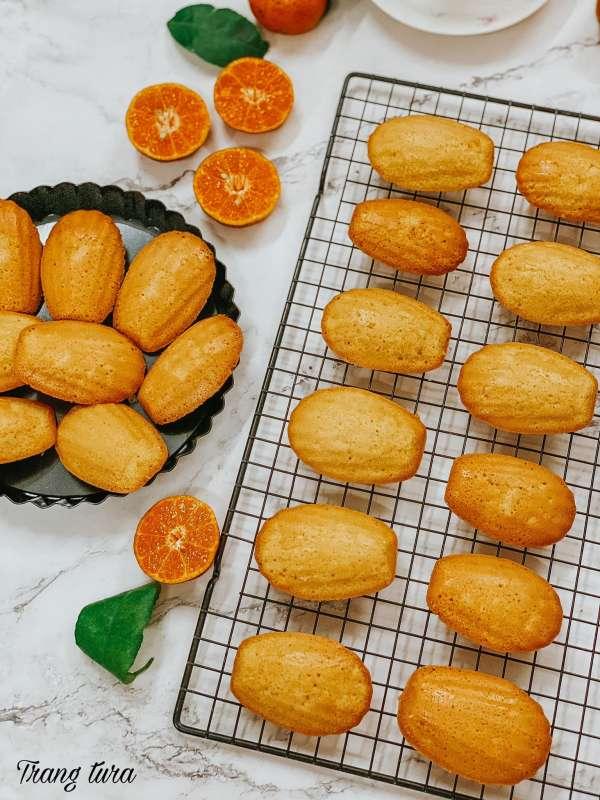Cách làm Bánh con sò - Bánh tráng miệng Pháp ngon xỉu 4
