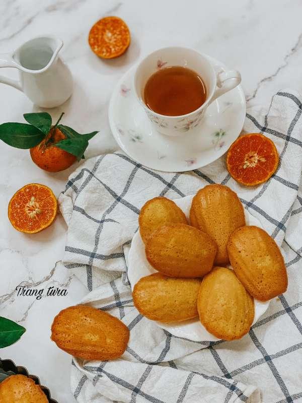 Cách làm Bánh con sò - Bánh tráng miệng Pháp ngon xỉu 3