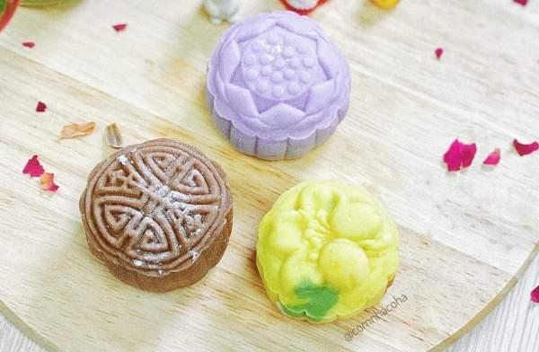 [Công Thức] Cách làm Bánh dẻo lạnh (snowskin mooncake) 12