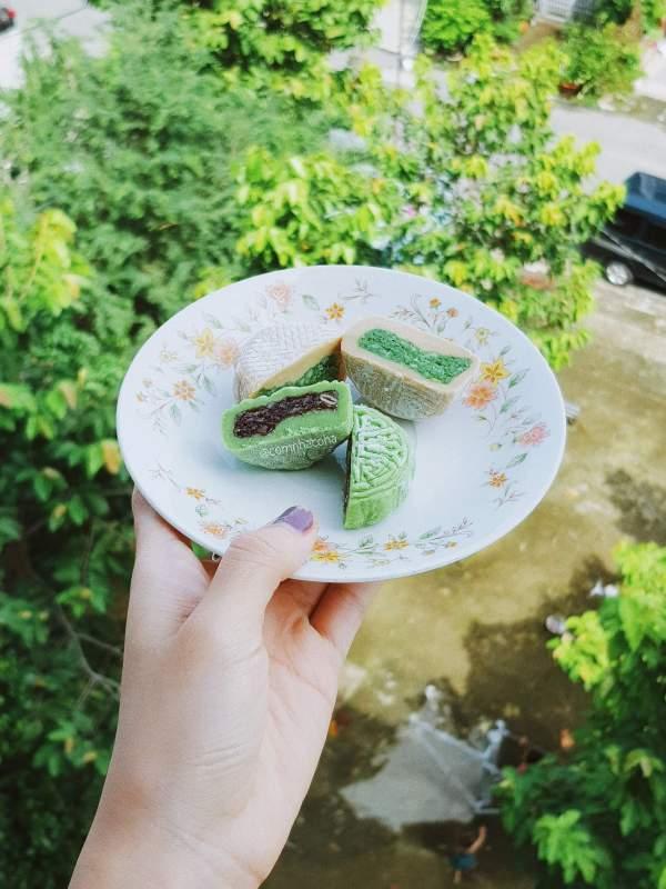 [Công Thức] Cách làm Bánh dẻo lạnh (snowskin mooncake) 2
