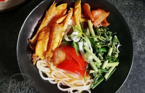 [Công Thức] Cách làm Bún cá Thái Bình - món ngon quê hương 50