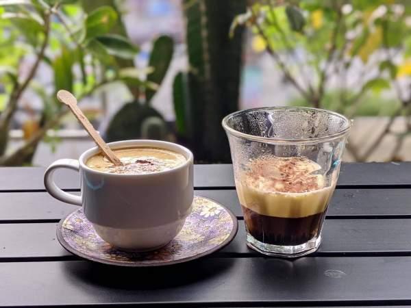 [Công Thức] Cách làm Cafe Trứng Hà Nội 3