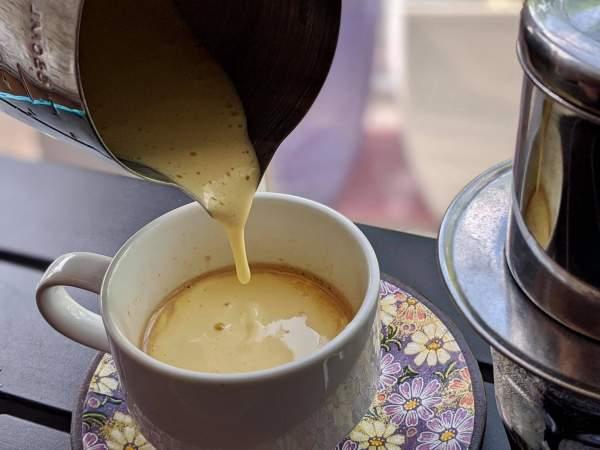 [Công Thức] Cách làm Cafe Trứng Hà Nội 6