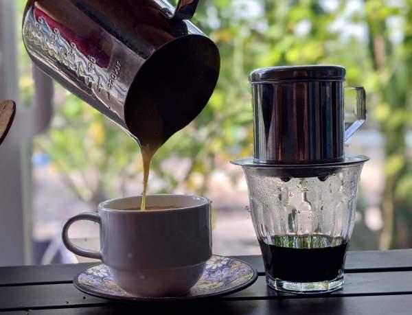 [Công Thức] Cách làm Cafe Trứng Hà Nội 7