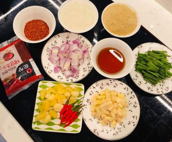[Công Thức] Cách làm Món Kim Chi cực ngon tại nhà 3