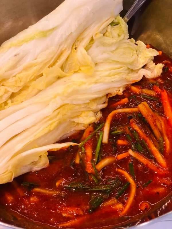 [Công Thức] Cách làm Món Kim Chi cực ngon tại nhà 6