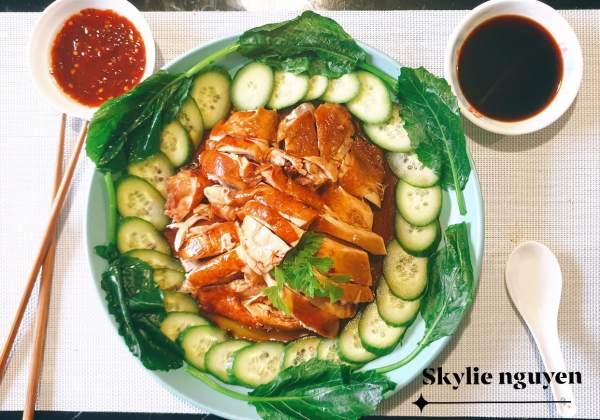 [Công Thức] Cách làm Soya Sauce Chicken Noodles 4