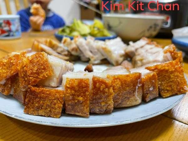 Cách làm Thịt Quay Giòn Bì giòn rụm vs [Công Thức HOT] bất bại tại nhà 11