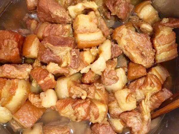 Cách làm Thịt kho nước dừa, Món ăn cực tốn cơm 15