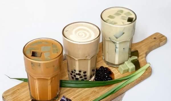 Cách làm Trà sữa Yue
