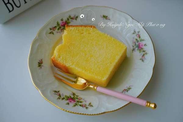 [Công Thức] Cách làm bánh Butter Cake 4