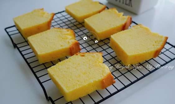 [Công Thức] Cách làm bánh Butter Cake 65