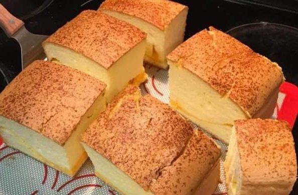[Công Thức] Cách làm bánh Castella Cake siêu ngon 1