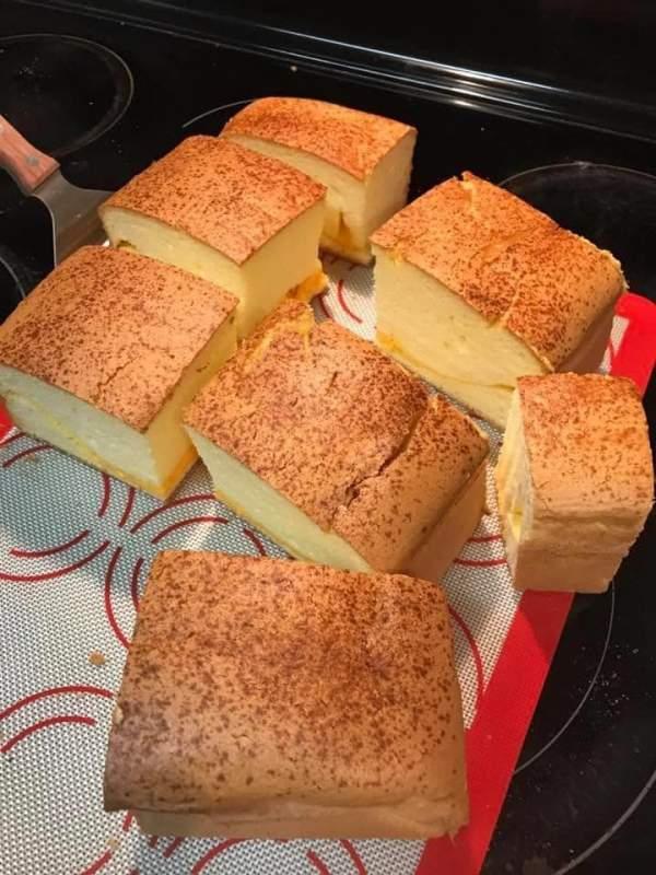 [Công Thức] Cách làm bánh Castella Cake siêu ngon 3
