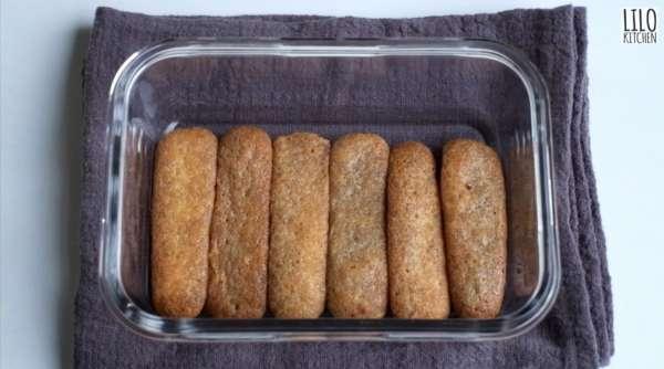Cách làm bánh TIRAMISU chưa đến 10 phút xongg 14